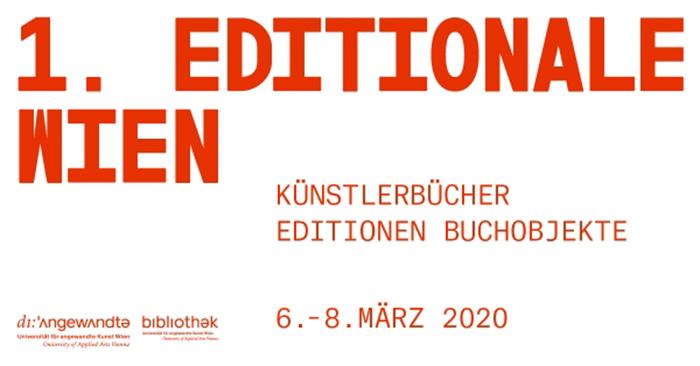 1e Editionale Wien
